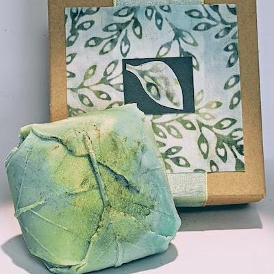 Botanical: Wrapped Leaf