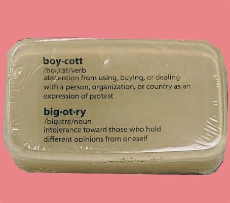Boycott Bigotry