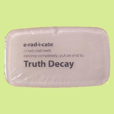 Eradicate Truth Decay