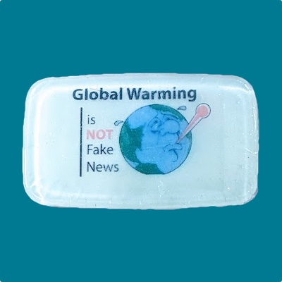 Global Warming Is NOT Fake News