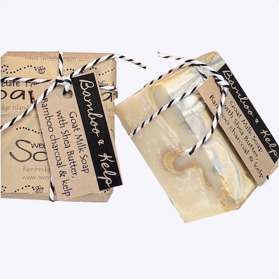 Bamboo and Kelp Bar Soap