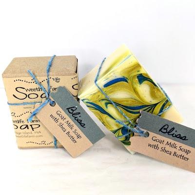 Bliss Soap Bar