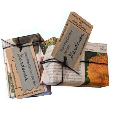 Gardener's Hand Soap Bar