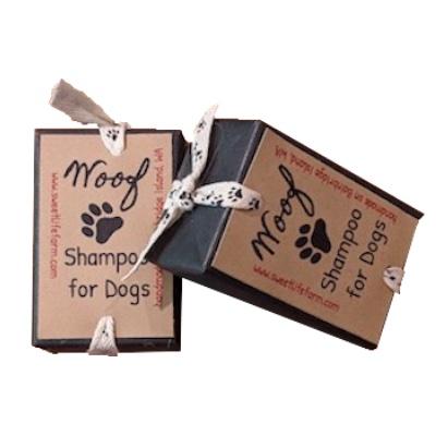 Woof! Dog Shampoo Bar
