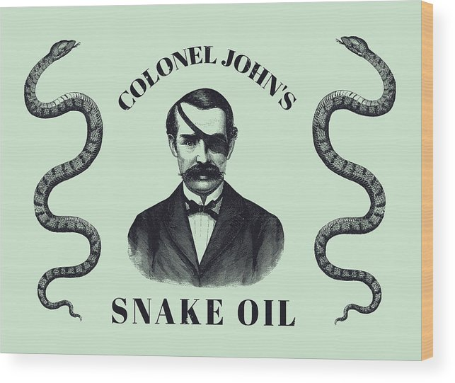 Colonel Johns Snake Oil
