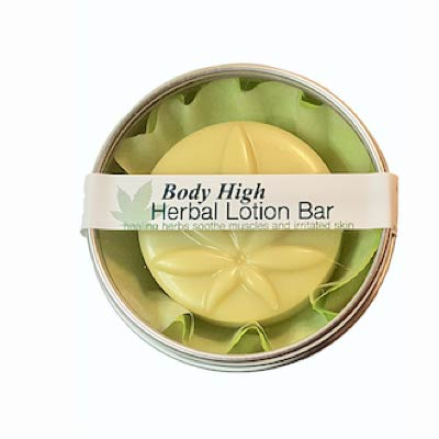 Body High Lotion Bar