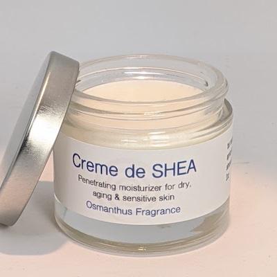 Creme de Shea-Osmanthus