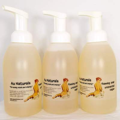 Au Naturale Foaming Soap
