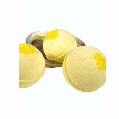 Lemon Ylang Ylang Bath Bomb