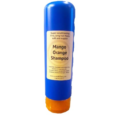 Mango Orange Liquid Shampoo