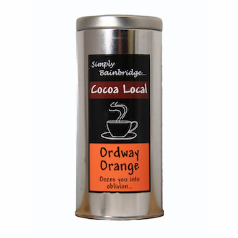 Ordway Orange Cocoa