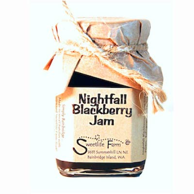 Nightfall Blackberry Jam