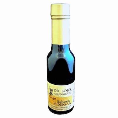 Ginger Balsamic Vinegar