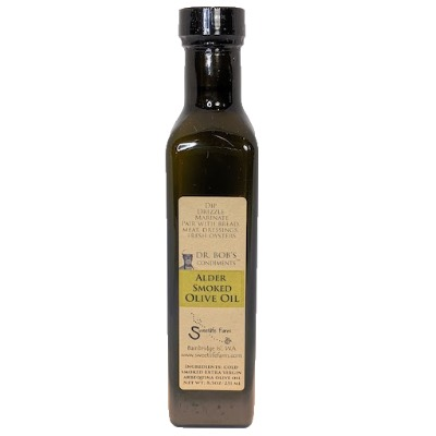 Alder-Smoked Olive Oil