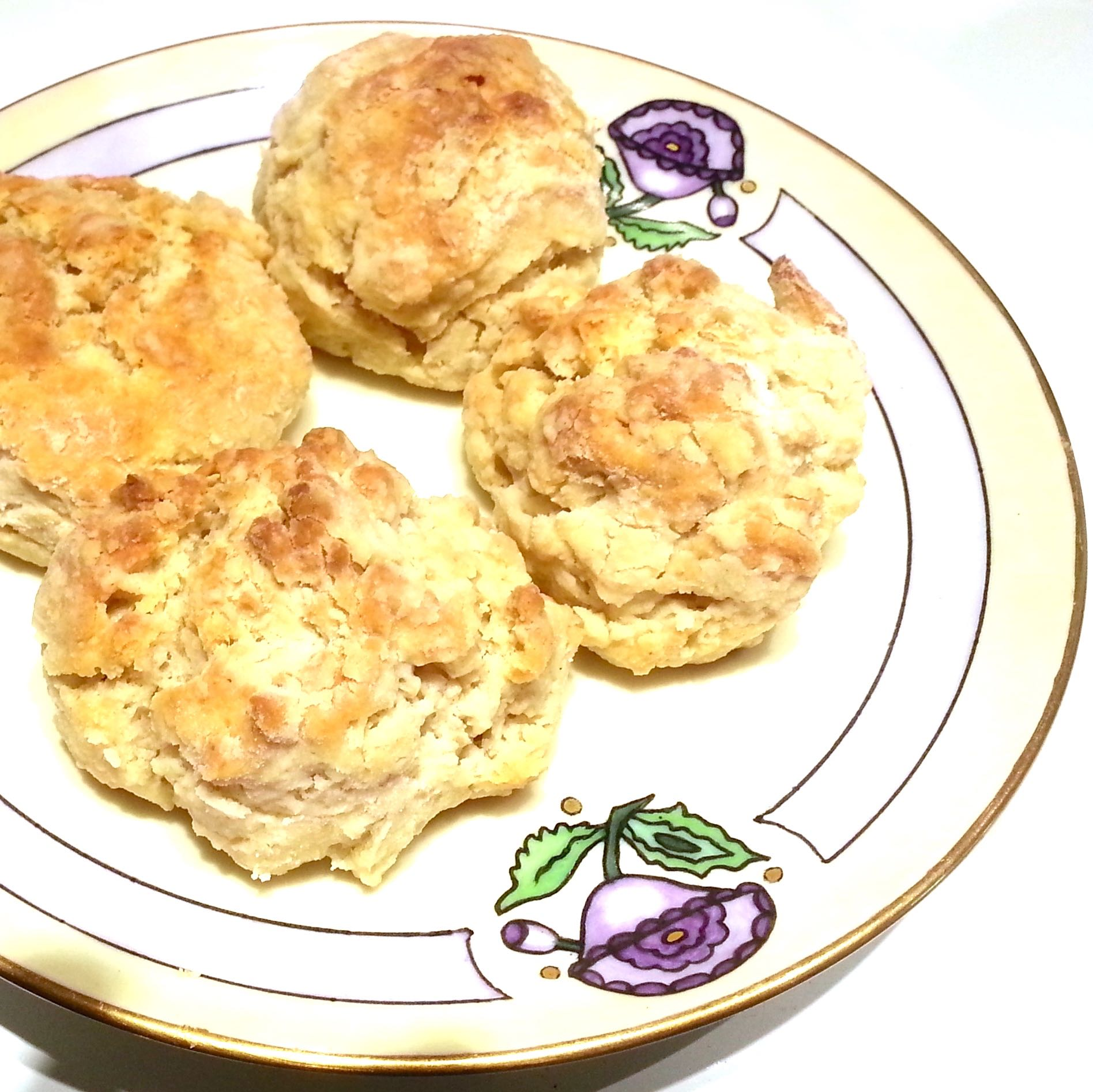 Oat Bran Biscuits
